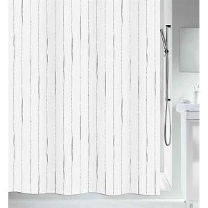 Alina Shower Curtain Grey 180 x 200 cm