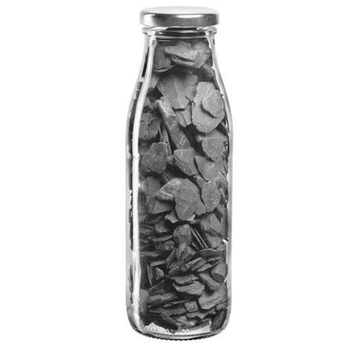 Bottle 500ml With Black Slate