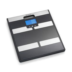 Body Analysis Bathroom Scale Black