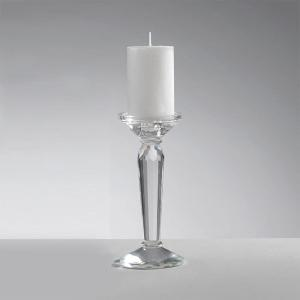 Candle Holder Glass 20cm