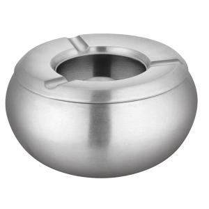 Outdoor Ashtray Dia 10cm Stainless Steel