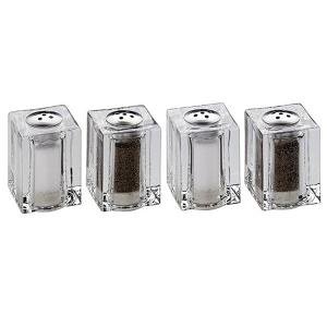Mini Shaker Set of 4 Pieces