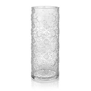 Arabesque Vase H.32 cm Transparent
