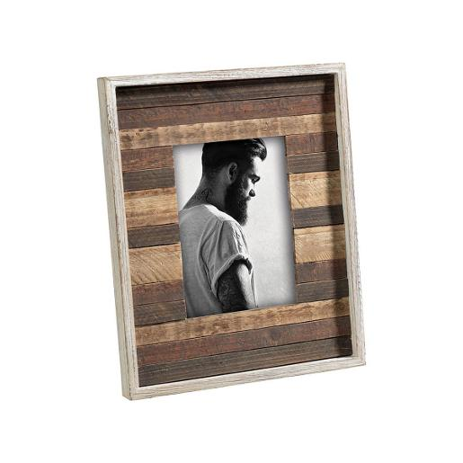 Picture Frame 9x13cm Wooden Coloured