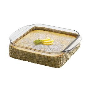 Baker Basic Dish With Basket Dia 20x20cm