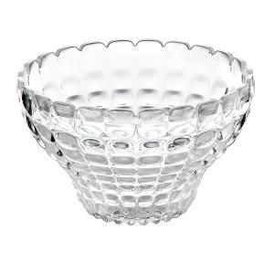 Tiffany Bowl Dia 12cm Transparent