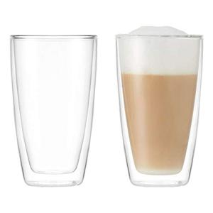Double Wall Glass 330ml Set of 2 Pieces