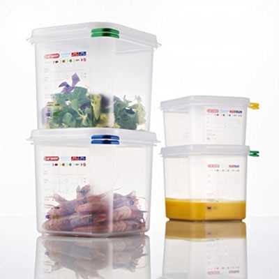 Containers & GN Insert