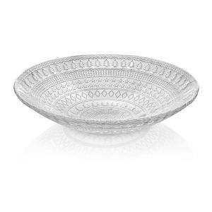Holidays Centrepiece Bowl 30cm Transparent