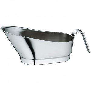 Pure Greavy Boat 0.5 Liter Stainless Steel