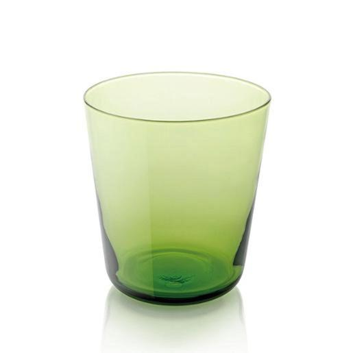 Easy Water Tumbler 340ml Set of 6 Pieces Green