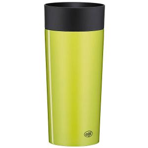Isolating Mug 0.350 Litre Stainless Steel Apple Green