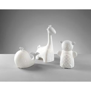 Bear Porcelain Table Lamps