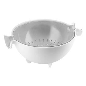 MY KITCHEN Colander & Bowl Set Grey