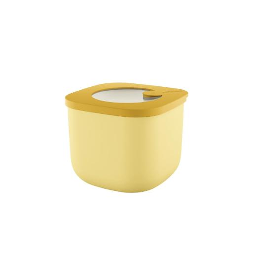 Store And More Shallow Airtight Deep Container .75 Liter Ochre