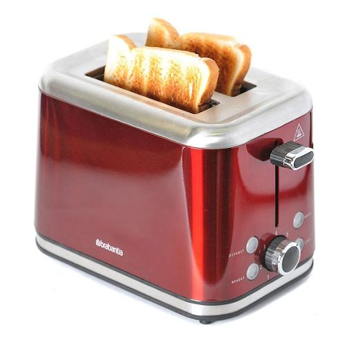 Two Slice Toaster Stainless Steel