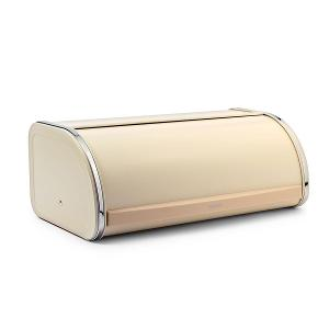 Roll Top Bread Bin Almond