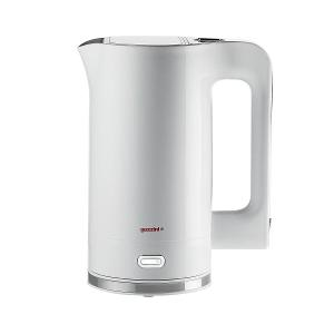 Electric kettle 1.7 Liter 2200W White