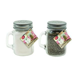 Mason Salt and Pepper Shaker Set of 1