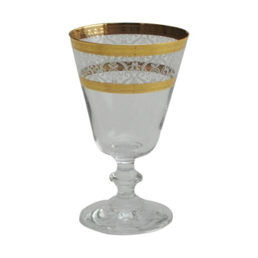 Goblet Glass 250ml Set of 6 Pieces