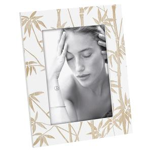 Jungle Carved Wooden Photo Frame