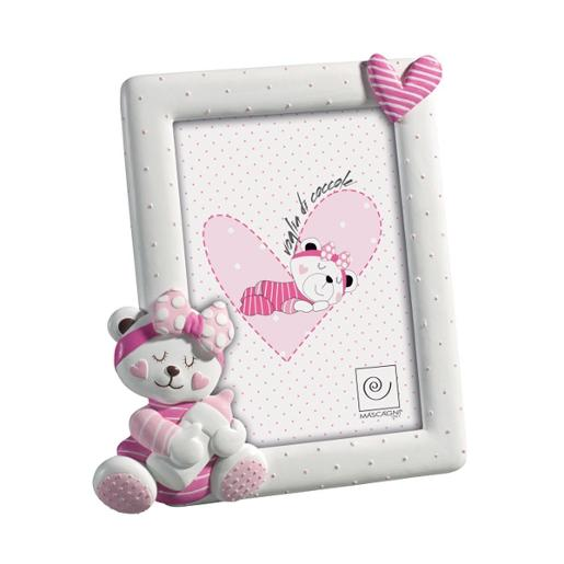 Baby Frame 13x18cm Pink