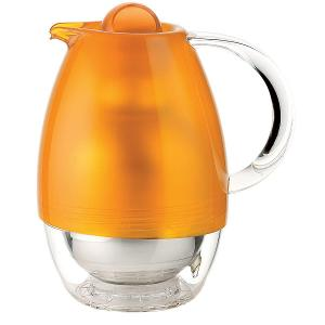 Feeling Vacuum Jug 1Lt Orange