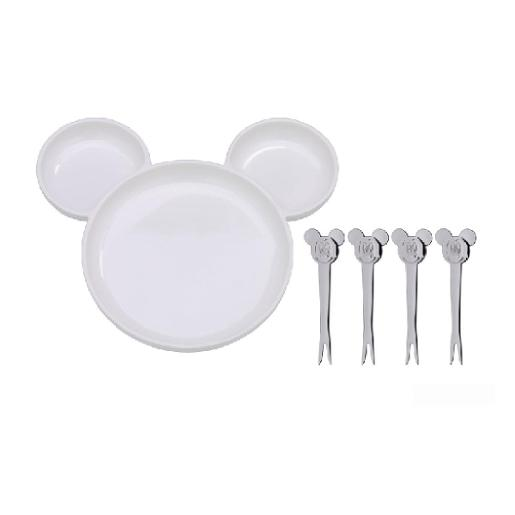 Mickey Mouse Children Dinner Set of 5 Pieces