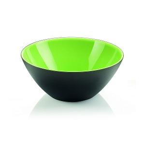 My Fusion Bowl 25cm Black / Green