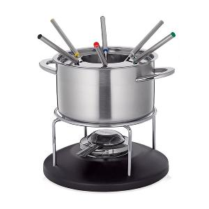 Basic Fondue Set Stainless Steel