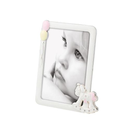 Picture Frame 10x15cm Pink