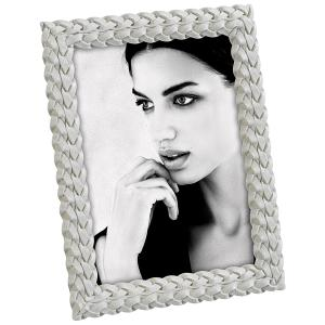 Woven Resin Photo Frame