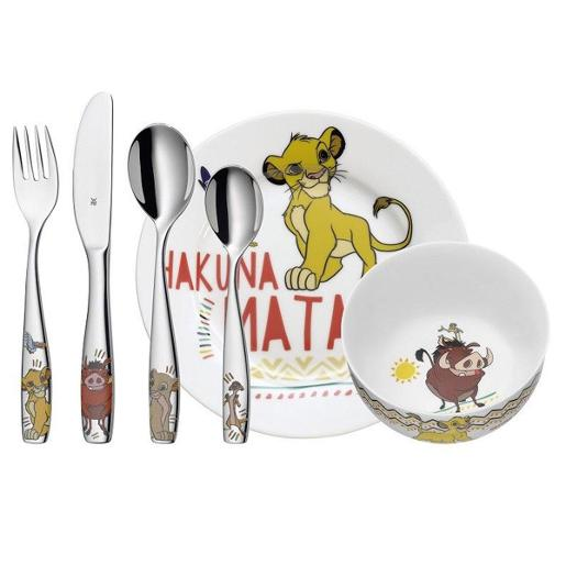 Lion King Child Set of 6 Pieces