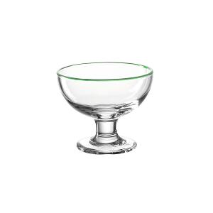 Cucina Ice Bowl 360ml Green Set of 6 Pieces