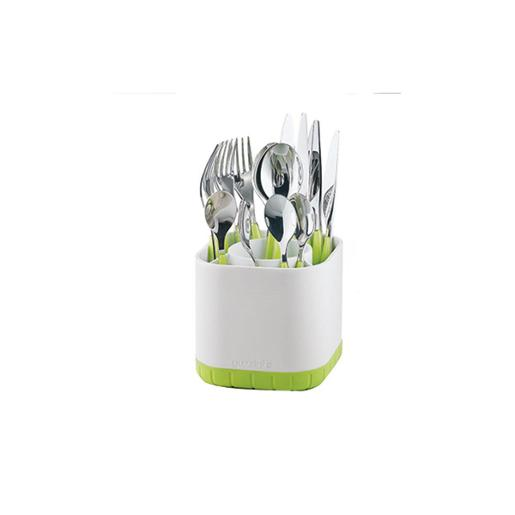 MY KITCHEN Cutlery Drainer Green