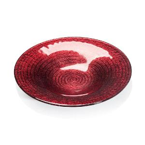 Espiral Centerpiece Dia 41cm Red