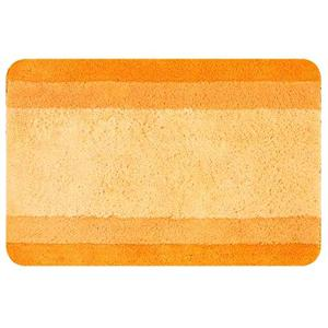 Balance Bathroom Rug Bath Mat Dia 60x90cm Orange