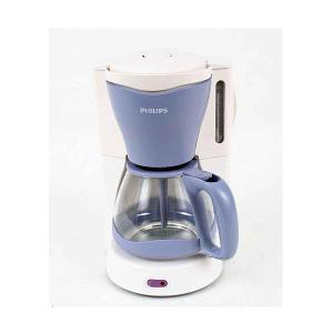 Coffee Maker White with Glass Jug