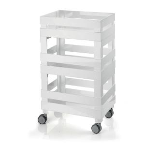 Tidy & Store  Low Organiser Trolley