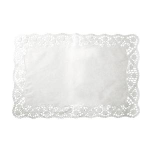 Paper Doilies 19x30cm Set of 15 Pieces