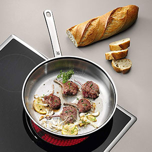 S/Steel Frying Pan