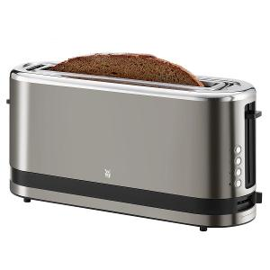 Long Slice Toaster Graphite 900 Watt